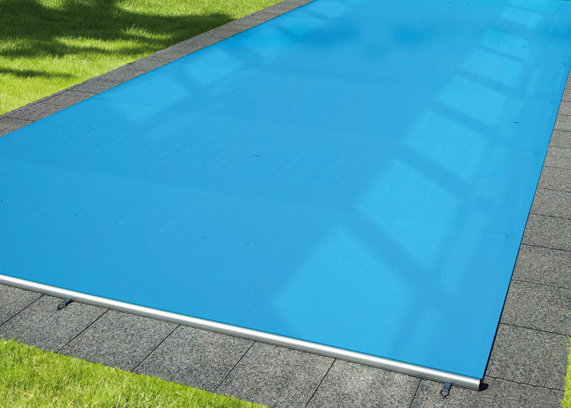 Aqua cover 4 seasons aquacover couvertures volets de for Bache de protection piscine